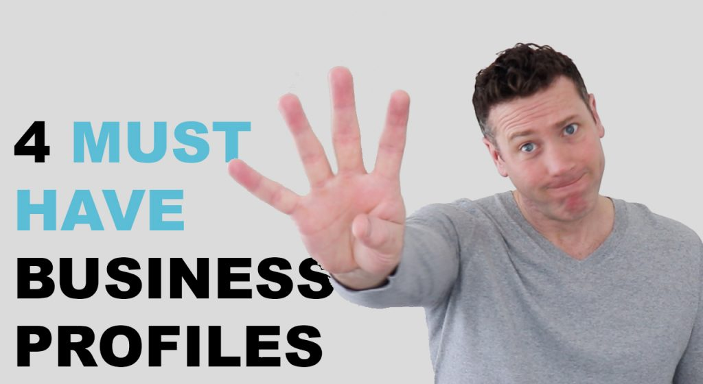 Look 4 MUST HAVE BUSINESS PROFILES Thumbnail