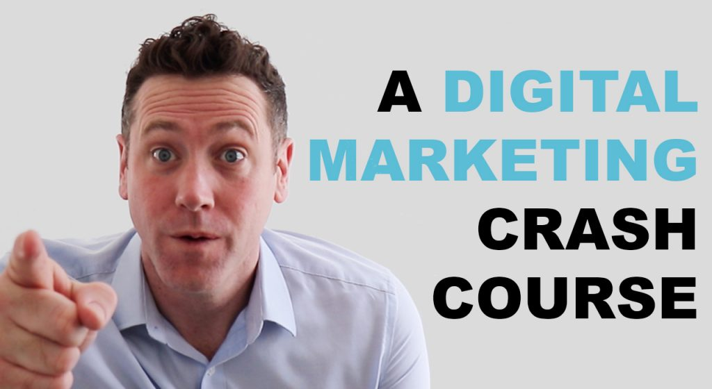Look Digital Marketing Crash Course