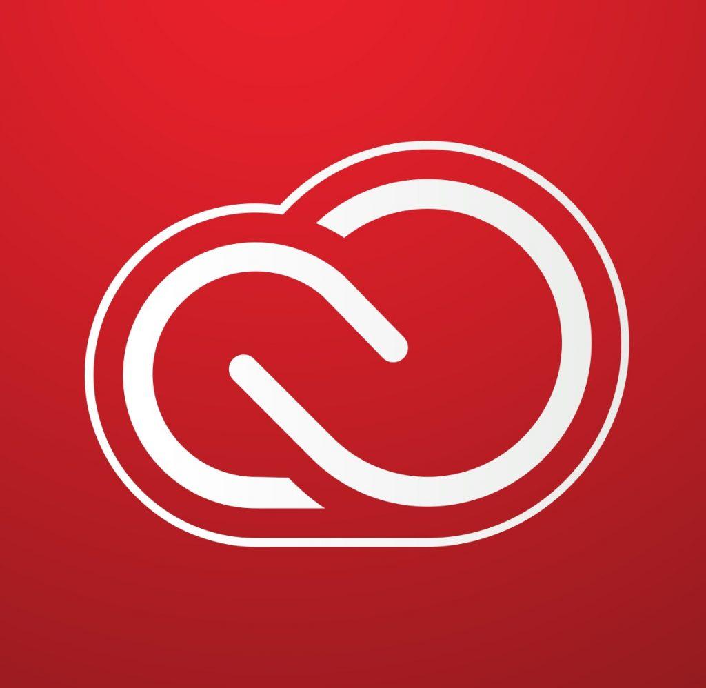adobe suite logo look marketing
