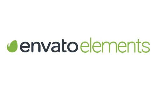 envato elements logo look marketing