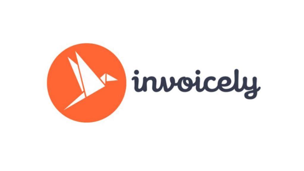 invoicely logo look marketing