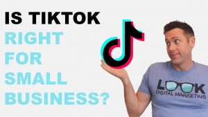 tiktok for small business